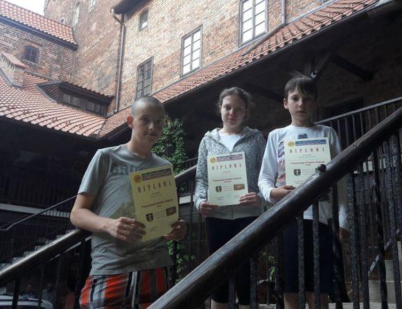 Najmłodsi warcabiści tuż przy podium na Mistrzostwach Europy - Obrazek 5
