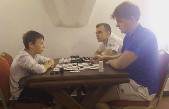 Najmłodsi warcabiści tuż przy podium na Mistrzostwach Europy - Obrazek 4